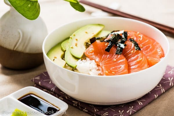 sashimi with yuzu avocado sashimi salmon avocado sashimi sashimi and ...