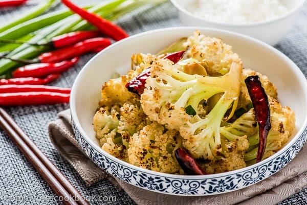 Spicy Cauliflower Stir-Fry | Omnivore's Cookbook