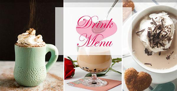 25 Healthy Recipes to Pamper Your Valentine - Drink Menu | omnivorescookbook.com