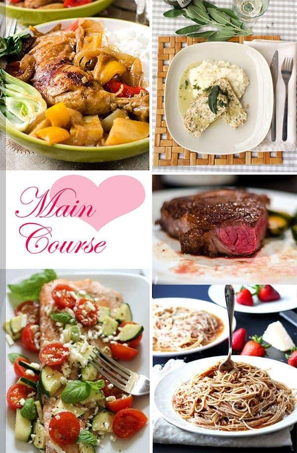25 Healthy Recipes to Pamper Your Valentine - Main Course | omnivorescookbook.com
