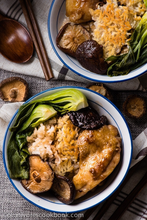 The Best Clay Pot Chicken Rice - the recipe teaches you the easiest ...