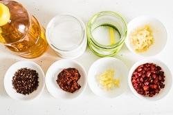 Sichuan All Purpose Chili Garlic Sauce Ingredients | omnivorescookbook.com