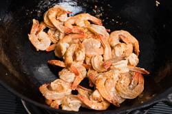 Sichuan Spicy Shrimp Stir-Fry Cooking Process | omnivorescookbook.com
