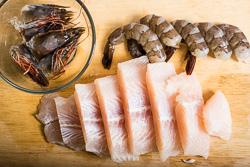 Coconut Fish Curry Cooking Process | omnivorescookbook.com