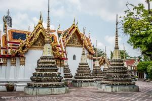 Thailand Trip - Wat Pho | omnivorescookbook.com