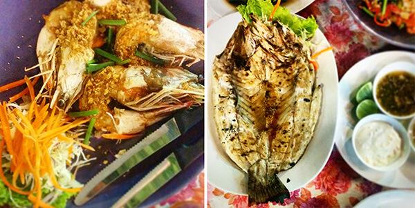 Thailand Trip - Seafood | omnivorescookbook.com