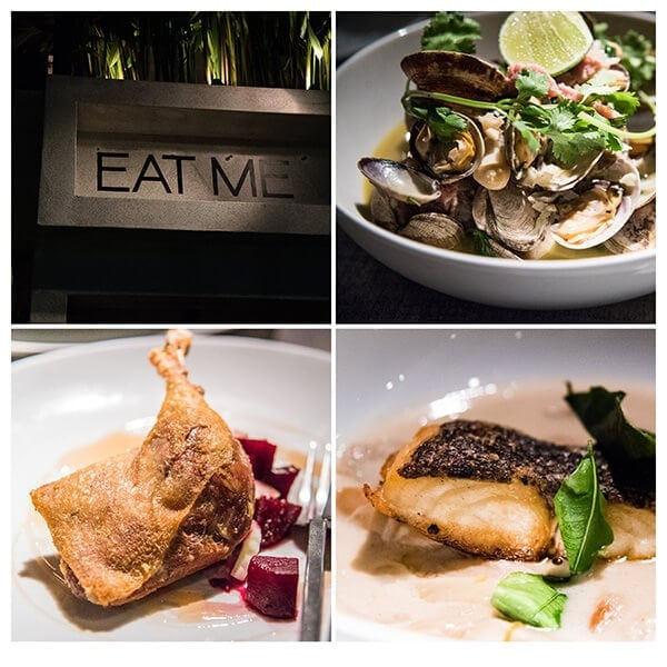 Thailand Trip - fusion food at Eat Me Restaurant | omnivorescookbook.com