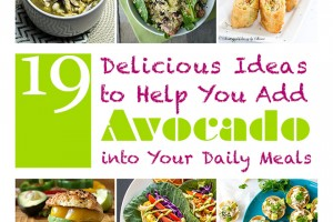 19 Delicious Ideas to Help You Add Avocado into Your Daily Meals Thumbnail | omnivorescookbook.com