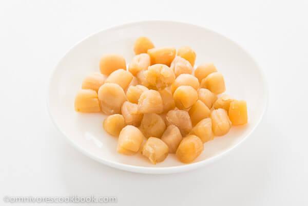 Dried Scallop (干贝) | omnivoerscookbook.com