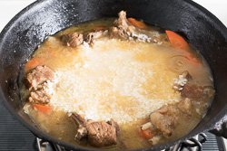 Lamb Pilaf Cooking Process | omnivoerscookbook.com