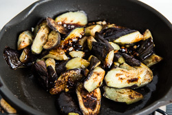 Chinese Eggplant with Garlic Sauce Cooking Process | omnivorescookbook.com