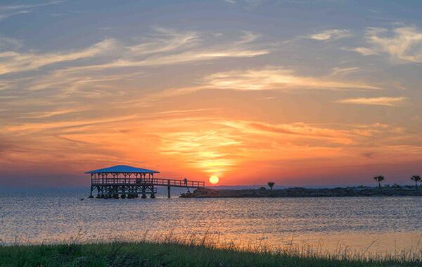 Sunset - Spring Break 2015 in Florida | omnivorescookbok.com