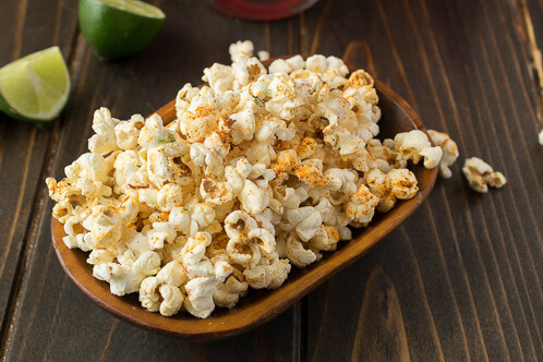 18 Quick and Easy Mexican Recipes - Mexican Popcorn