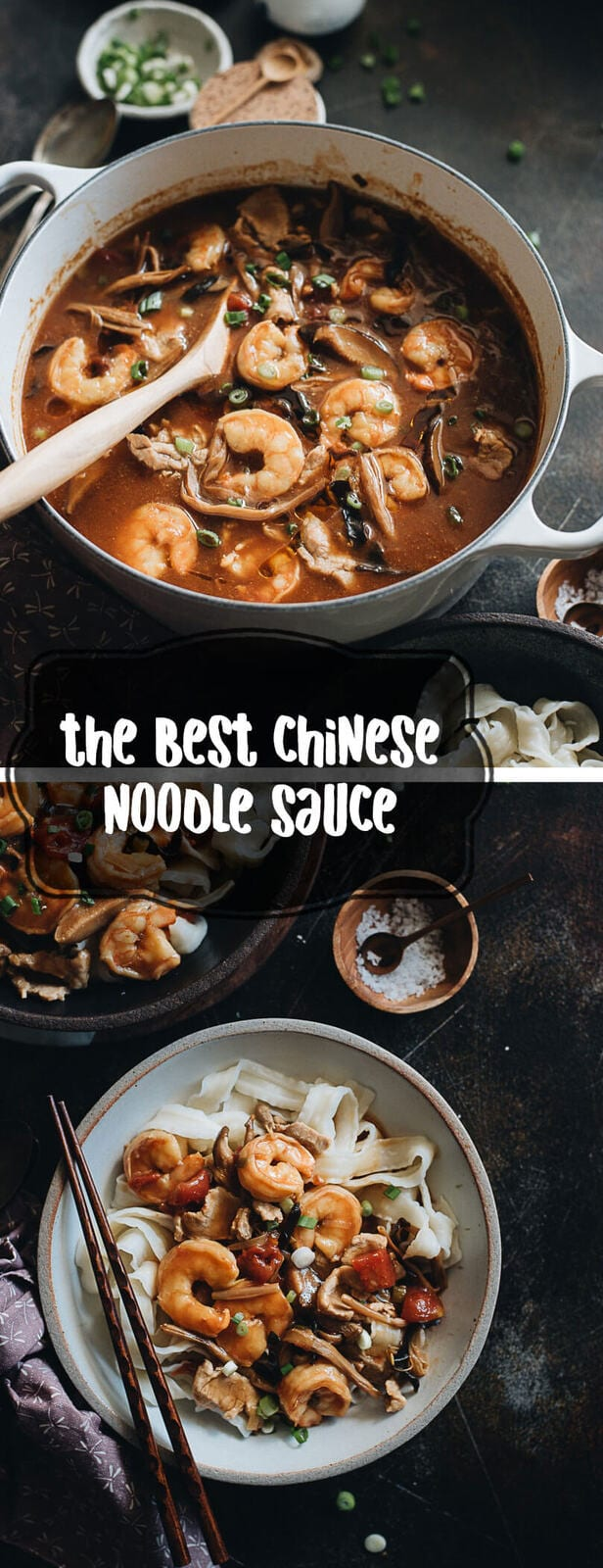 The best chinese noodle sauce da lu mian omnivores cookbook improving the workflow ever since to make it more friendly for western kitchens the recipe was updated in january of 2018 with quite a few changes forumfinder Images