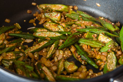 Jambalaya Fried Rice Cooking Process   omnivorescookbook.com
