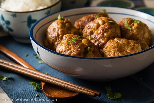 Chinese meatballs asian market images 169
