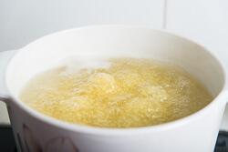 Simple Millet Porridge Cooking Process   omnivorescookbook.com