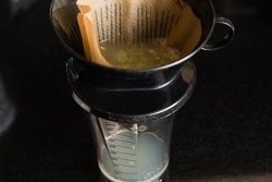 Homemade Golden Syrup Cooking Process | omnivorescookbook.com