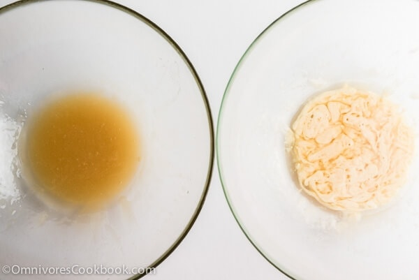 Homemade Golden Syrup (转化糖浆, Inverted Sugar Syrup) - This syrup can be used for making traditional Cantonese mooncakes and other Chinese desserts | omnivorescookbook.com