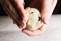 Traditional Mooncake Cooking Process | omnivorescookbook.com