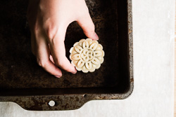 Traditional Mooncake Cooking Process | omnivorescookbook.com