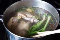 Sichuan Chicken with Spicy Sesame Sauce Cooking Process   omnivorescookbook.com
