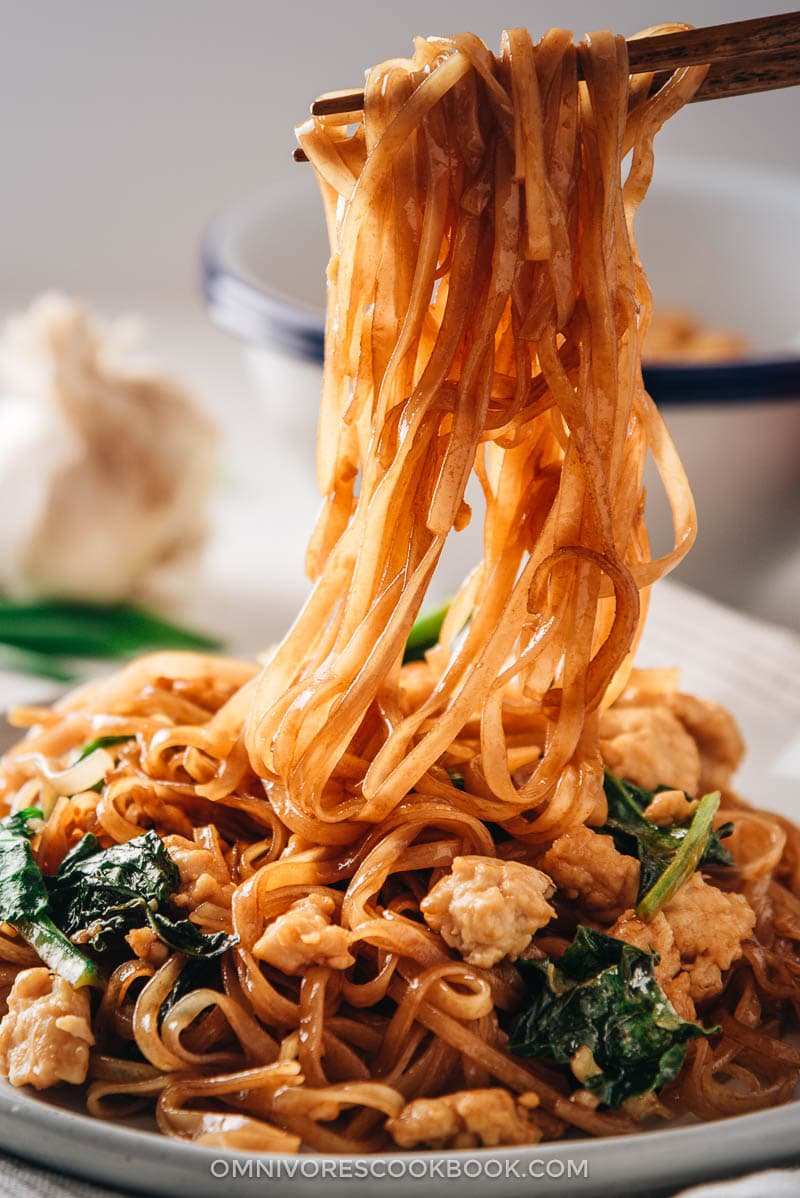 15 Minute Fried Noodles Omnivore S Cookbook