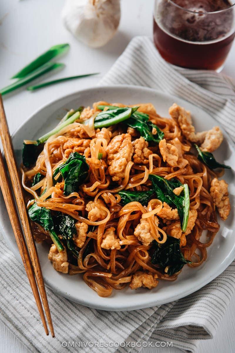 15 Minute Fried Noodles Omnivore S Cookbook