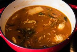 Korean Stew Cooking Process   omnivorescookbook.com