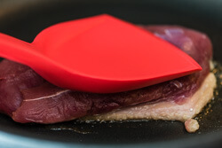 Pan Seared Duck Breast Cooking Process | omnivorescookbook.com
