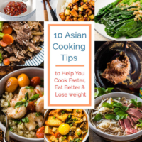10 Asian Cooking Tips to Help You Cook Faster, Eat Better & Lose weight | omnivorescookbook.com