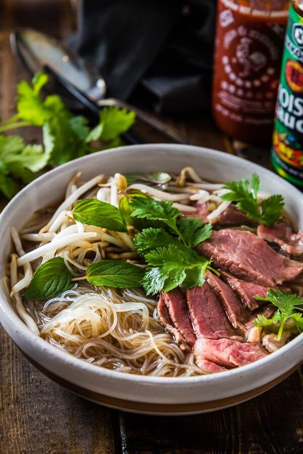 Easy Vietnamese Pho Noodle Soup | Omnivore's Cookbook