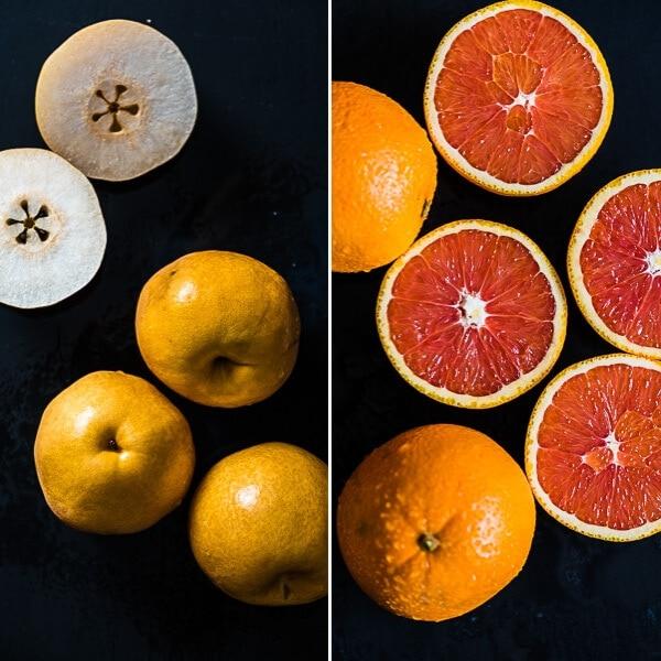 Winter fruits   omnivorescookbook.com