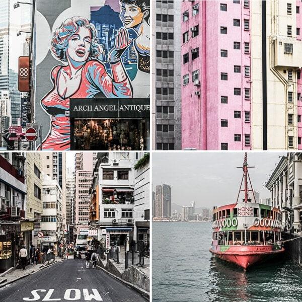 Hong Kong Gourmet Trip - Street | omnivorescookbook.com