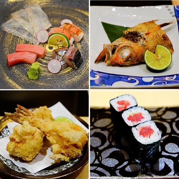 Hong Kong Gourmet Trip - Ikkei| omnivorescookbook.com