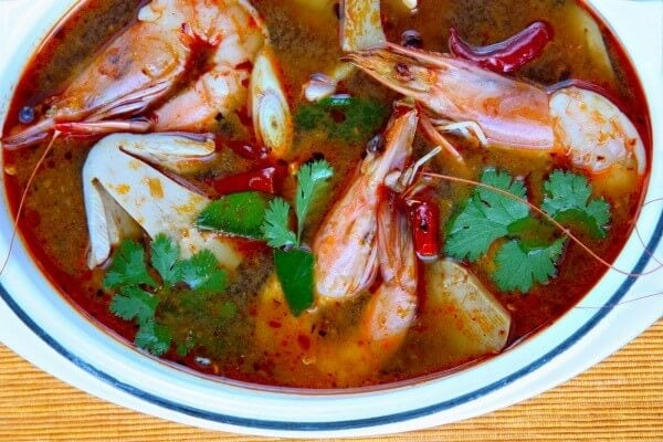Tom Yam Kung | shesimmers.com