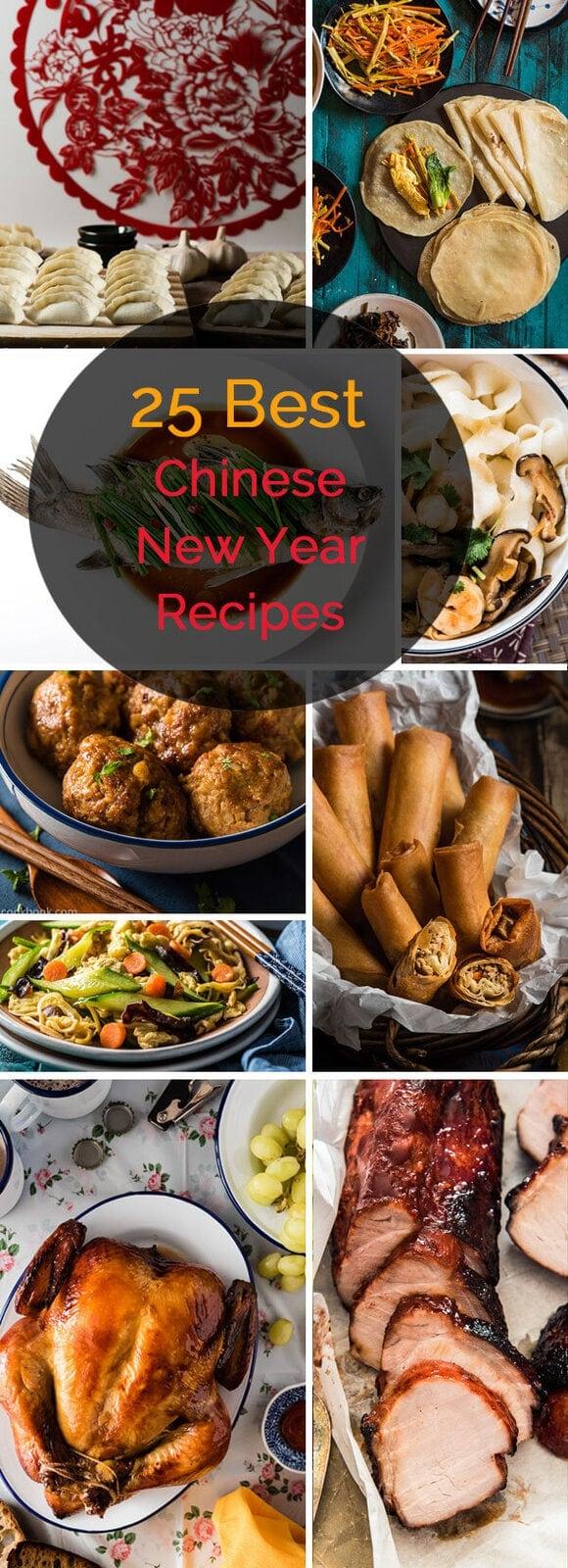 Top 25 Chinese New Year Recipes | omnivorescookbook.com
