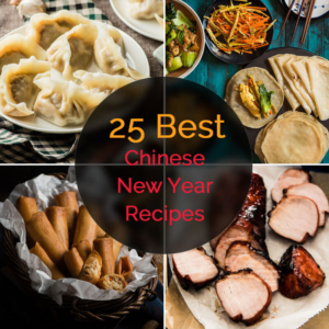 Top 25 Chinese New Year Recipes | omnivorescookbook.com