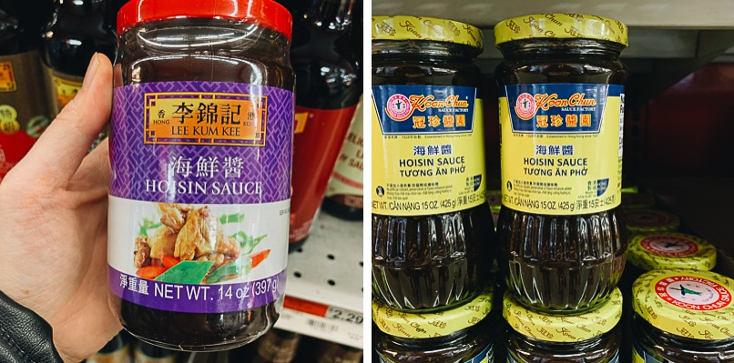 Hoisin sauce brands I like