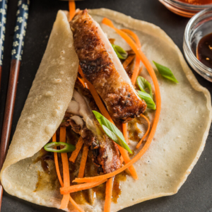 Crispy Chicken without Deep-Frying (香酥鸡) - This recipe offers a new approach to creating crispy and flavorful fried chicken on the stovetop using the minimum amount of oil. | omnivorescookbook.com