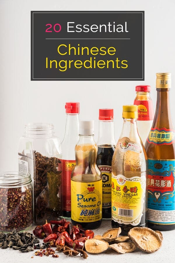 20 essential chinese ingredients and where to buy for Asian cuisine ingredients