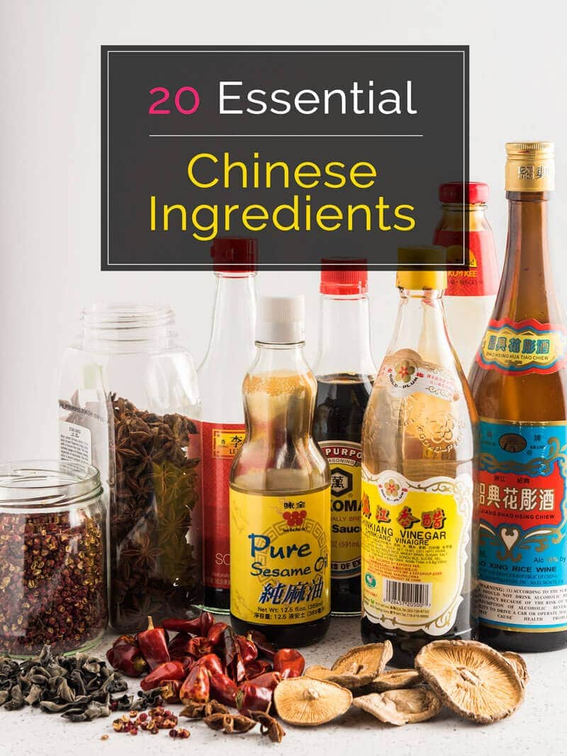 20 Essential Chinese Ingredients (and Where to Buy) | Omnivore's Cookbook
