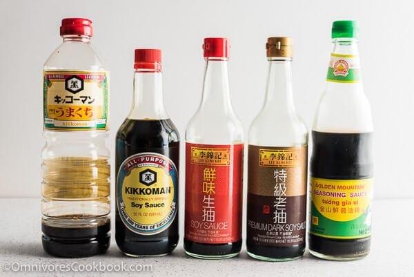 Soy Sauce | omnivorescookbook.com
