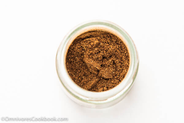 Five Spice Powder | omnivorescookbook.com