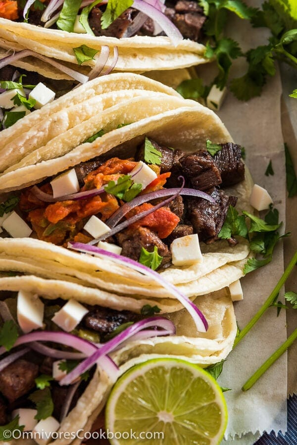 How To Cook Beef Tongue Tacos De Lengua Recipe Chinese Beef Tongue Salad Recipe