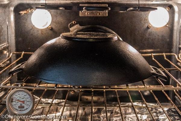 How to Season Cast Iron Pans | omnivorescookbook.com