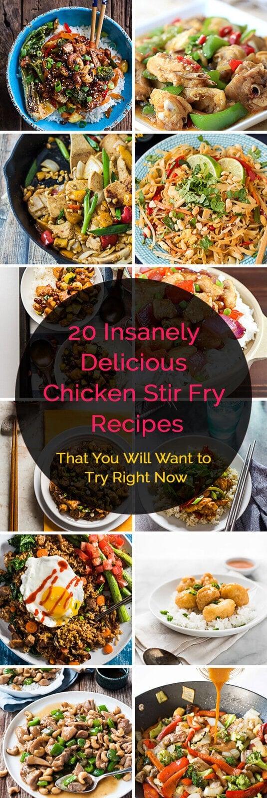 the stir fry cookbook quick easy delicious stir fry recipes