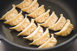Carrot Dumplings Cooking Process