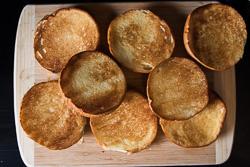 Macanese Pork Chop Bun Cooking Process