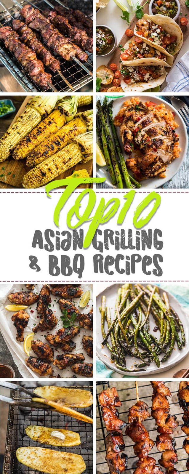 18 Must-Try Asian Grilling and BBQ Recipes